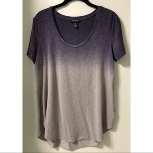 Ombré Purple Tee